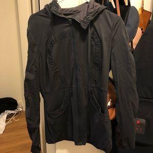 Lululemon Black Reversible Jacket